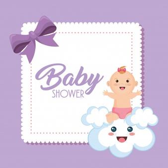 Ideas fantásticas para la invitación al baby shower de tu niño