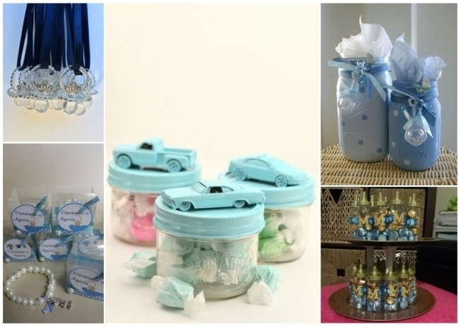 Recuerdos creativos para baby shower