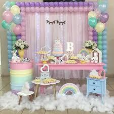 Decoración de baby shower