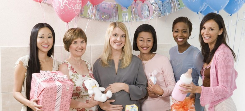 Cómo organizar un baby shower y no morir en el intento