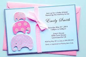 Ideas para invitaciones de niña para baby shower