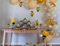 Uso de temáticas para decorar baby shower