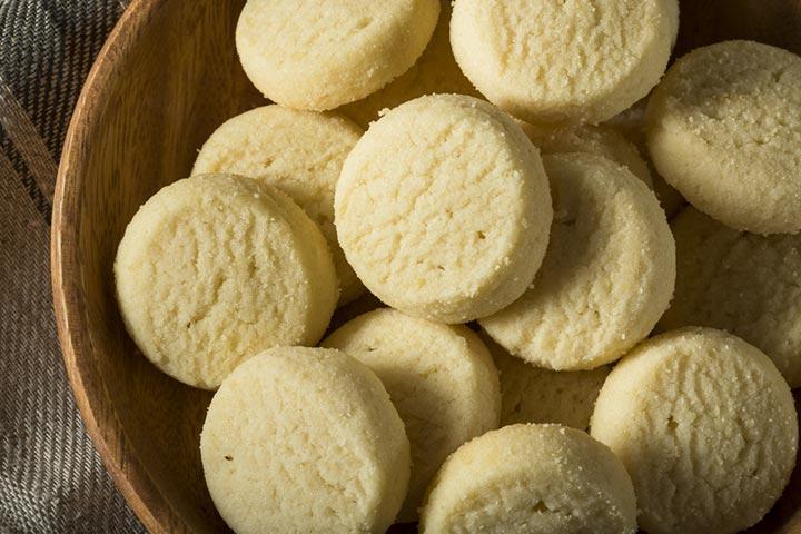 Receta deliciosa para degustar galletas en un baby shower